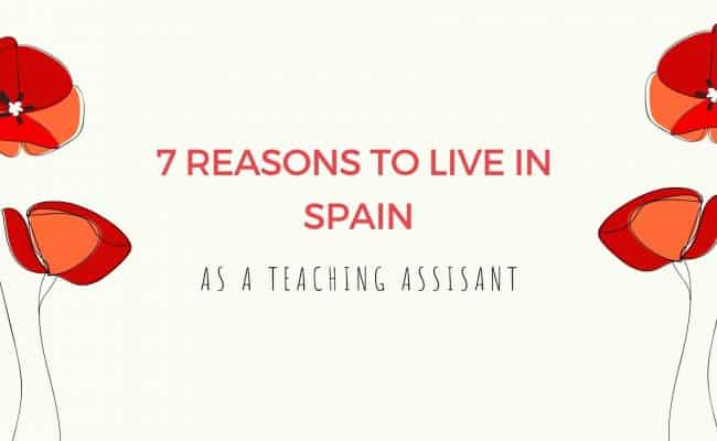 reasons to live in spain