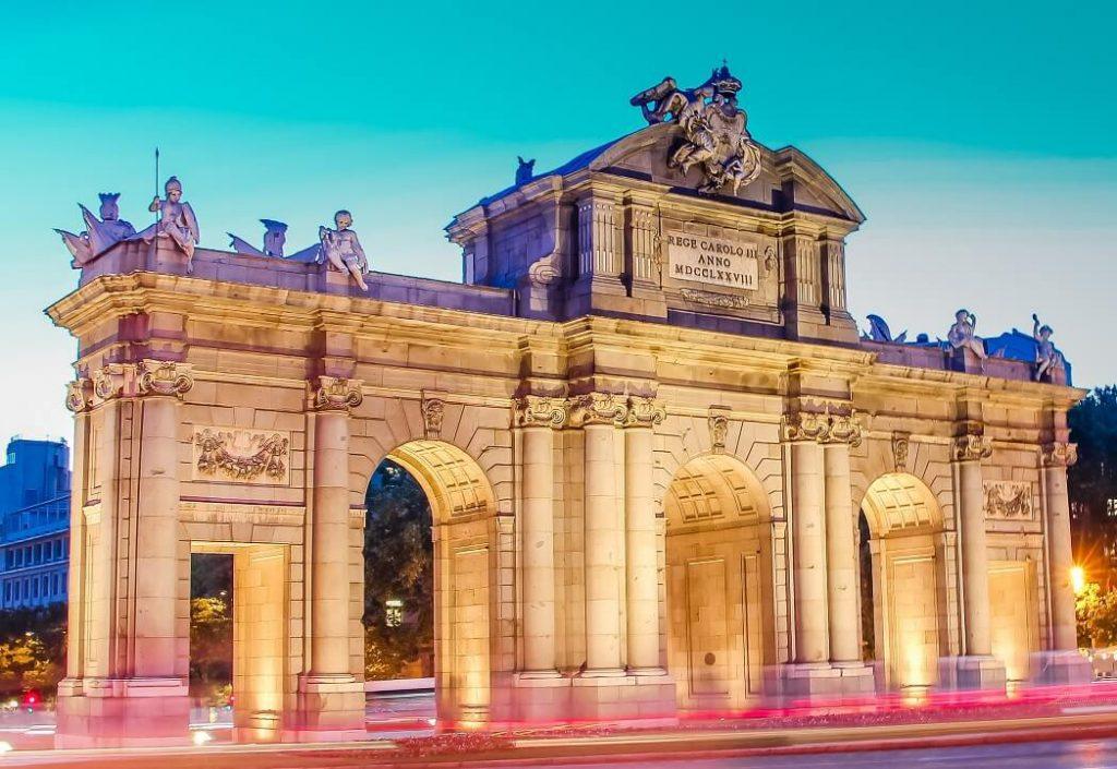 Madrid Monuments