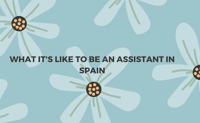 what an assistant in spain does