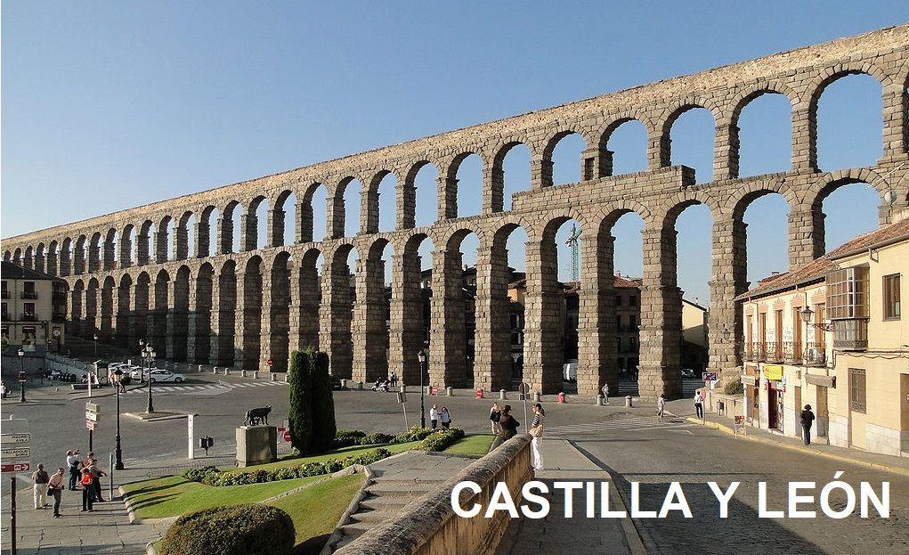 Spanish Region Castilla leon