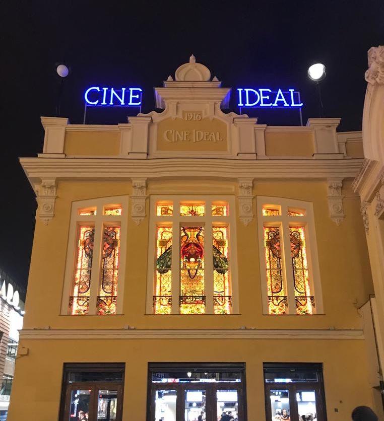 Ideal english movies