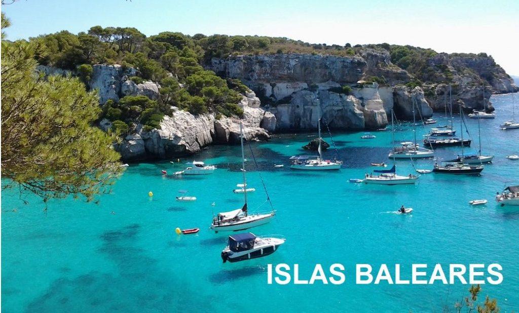Spanish Region Islas Baleares