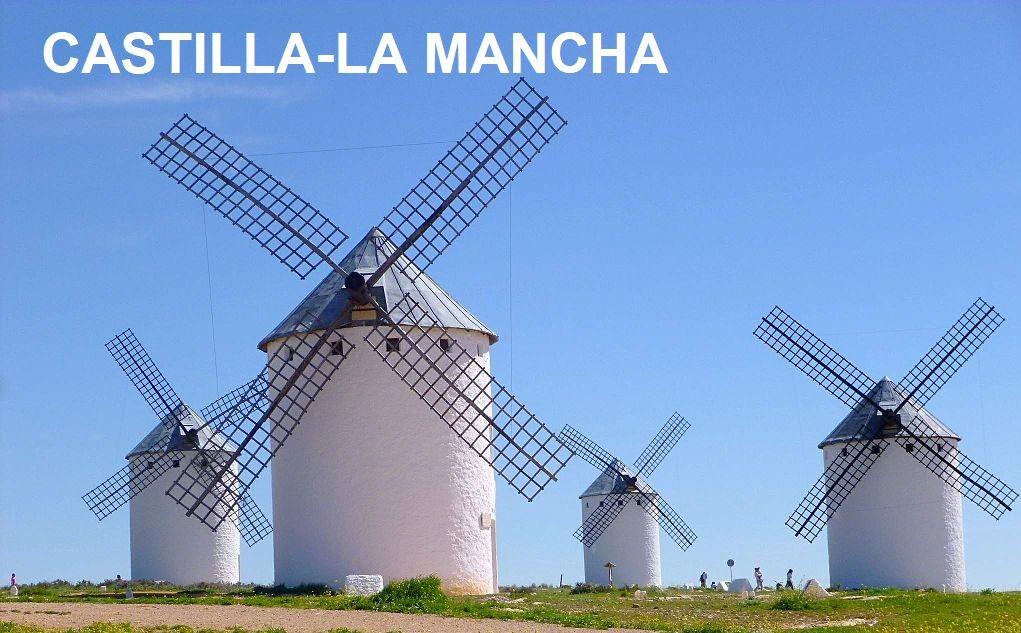 Castlla Region of Spain
