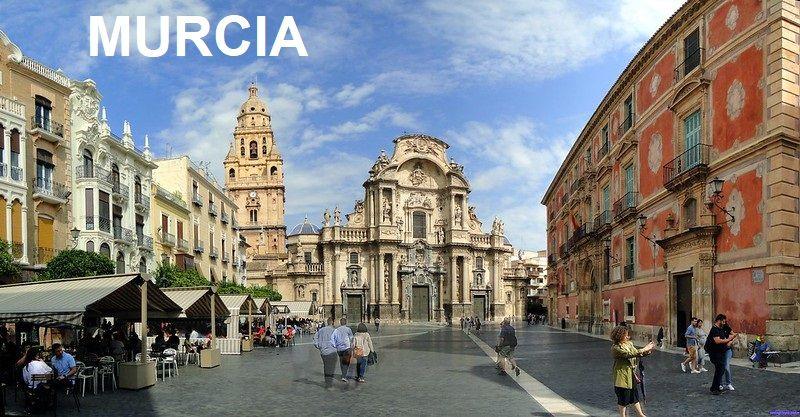 Spanish Region Murcia