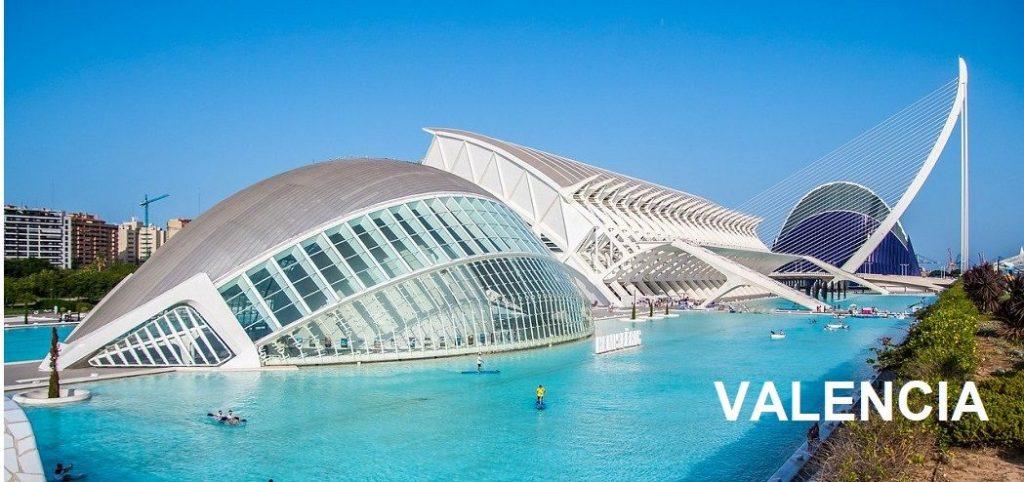 Region Valencia Spain