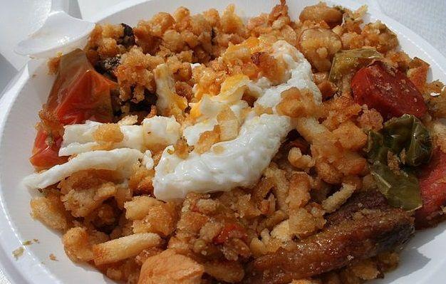 Best tapa in Spain migas