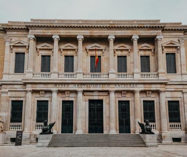 traveling COVID Madrid museum