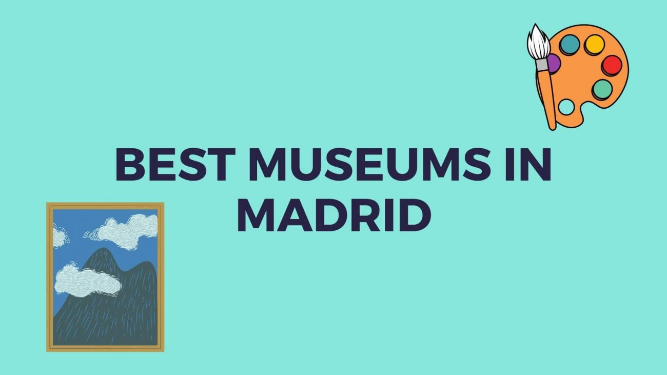 art museums in Madrid