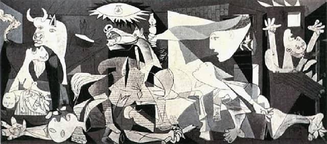 Guernica Picasso Museum Reina Sofia Madrid