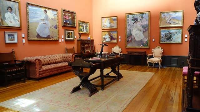 Sorolla house art museum Madrid