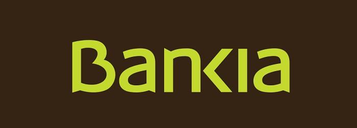 Spanish bank Bankia logo