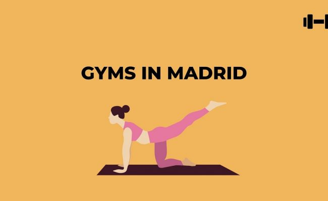 Best gyms in Madrid