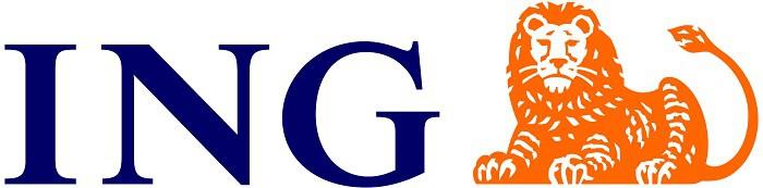 Spanish bank ING logo