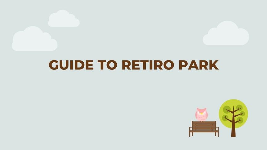Activities Retiro park cover