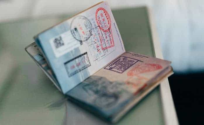 Get Spanish student Visa in passport